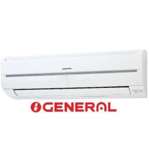 General 1.5 Ton 18000 BTU Wall Mount Split Air Conditioner