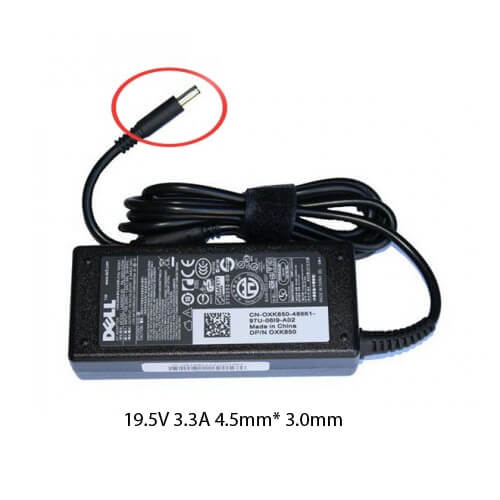 Dell Inspiron 14 3443 3451 3458 5448 Adapter 9.5V 3.34A