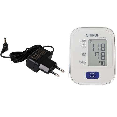6v dc adapter for omron