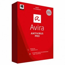 Avira Antivirus Pro 2019 1 PC 1 Year