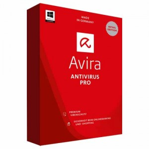 Avira Antivirus Pro  1 PC 1 Year