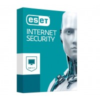 ESET Internet Security 1 User 1 Year (2020 Edition)