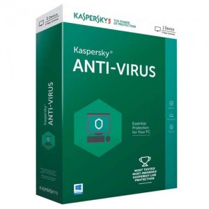 Kaspersky Antivirus 1 PC 1 Year