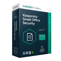 Kaspersky Small Office Security 10 Pcs 1 Year