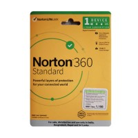 Norton 360 Standard 1 Device 1 year