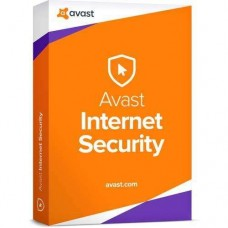 Avast Internet Security 2019 3 PCs 1 Year