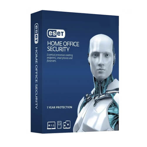 Eset Home Office Security 5 User 1 Year
