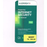 Kaspersky Internet Security Android 1 Device 1 Year Box