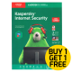 Kaspersky Internet Security 2019 1 Devices 1 Year Buy 1 Get 1 Free