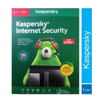 Kaspersky Internet Security 2020 1PC 1 Year