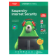 Kaspersky Internet Security 2019 1PC 1 Year Key Card