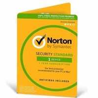 Norton Security Standard 1 User For Windows PC or Mac Key Code