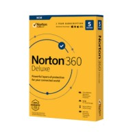 Norton 360 Deluxe 5 devices PCs, Mac, Smartphone