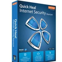 Quick Heal Internet Security 2019 1PC