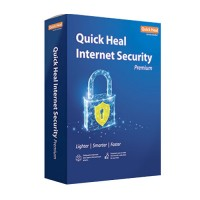 Quick Heal Internet Security 2021 1PC 1 Year