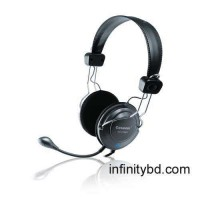 Cosonic Computer Headphone with Microphone CD-725