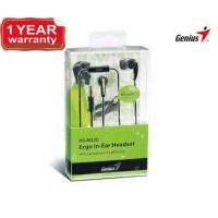 Genius Earphone with microphone & call button