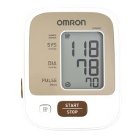 Omron  Automatic Blood Pressure Monitor JPN500 Upper-Arm