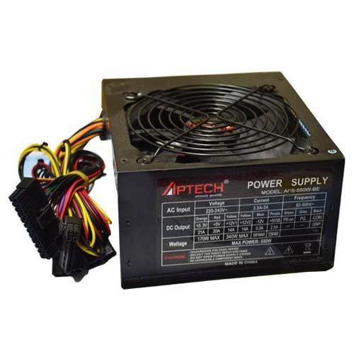 Aptech 550W Desktop Power Supply