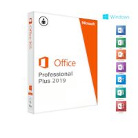 Microsoft Office 2019 Professional Plus (For Windows 10 Only) Electronics Key Lifetime