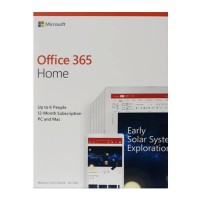 Microsoft Office 365 Home 6 Peoples 1 year