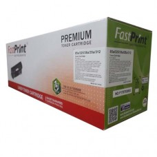 Fast Print 85A Black Toner Cartridge