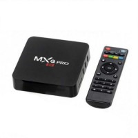 MXQ Pro 4K 1GB DDR-3 Ram 8GB Rom Android 7.0 TV BOX