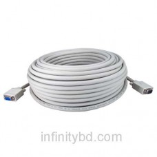 VGA 30 Meter Cable Male To Male Computer Monitor, Projector
