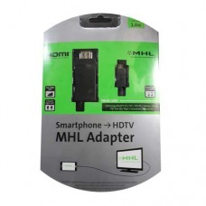 MHL to HDMI Cable HDTV Adapter
