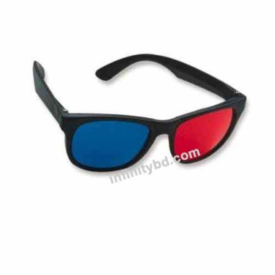 3D Movie Glasses Anaglyph Pro-Ana Plastic