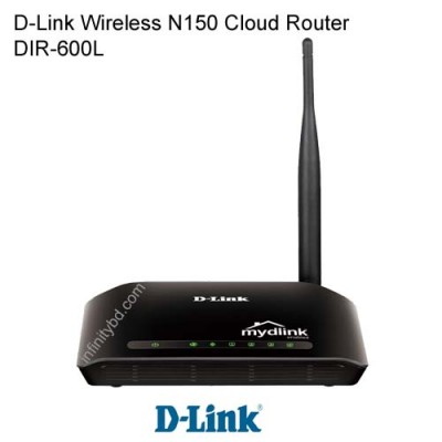 D-Link N 150 Cloud Router DIR-600L