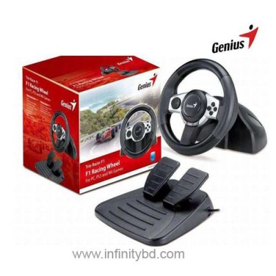 Genius Racing Wheel for PC, PS3 and Games