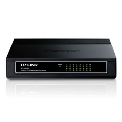 TP-Link 16-Port Desktop Network Switch