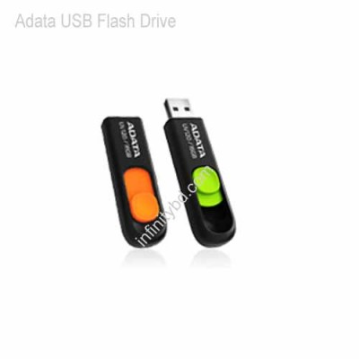 Adata 8GB Pen drive Capless Sliding UV120 USB 3.0