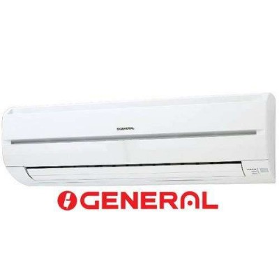 General ASG12A 1 Ton 12000 BTU Wall Mounted Split Split Air Conditioner