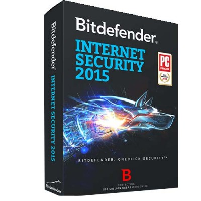 Bitdefender Internet Security 2015 (1PC)