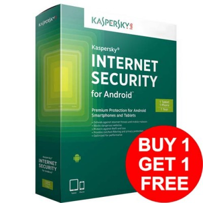 Kaspersky Internet Security Android FREE 1 Device Box