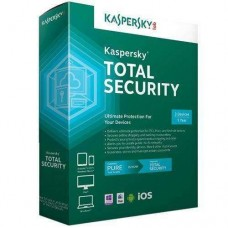 Kaspersky Total Security  Multi Device 3 Device 1 Year Box