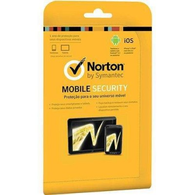 Norton Mobile Security Android 1 Device