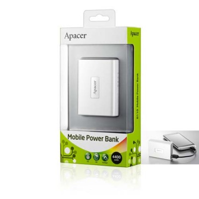 Apacer Power Bank B110 4400 mAh
