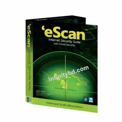 E-Scan Internet Security Security-2016 1 PC 1Year