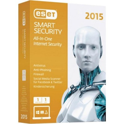 ESET Internet Security - 2015 1PCs