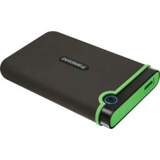 Transcend 500GB Portable Hard Drive StoreJet 25M3 USB 3.0
