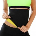 Sweat Slim Belt Made by India for Men Women