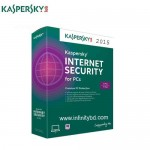 Kaspersky Internet Security 2015 1PC 1 Year