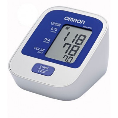 Omron Digital Blood Pressure Monitor HEM8712