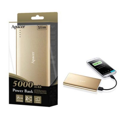 Apacer B510 5000 mAh Portable Power Bank
