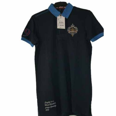 POLO T-Shirt Black Export Quality Products