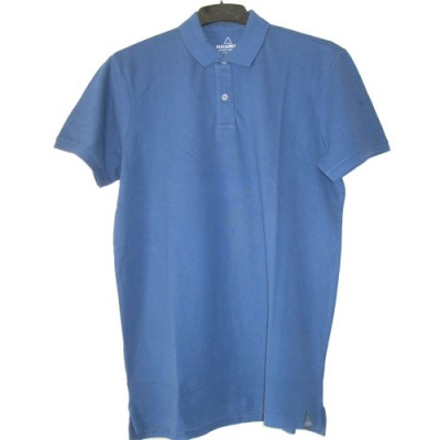 POLO T-Shirt Blue Pull & Bear Export Quality Products