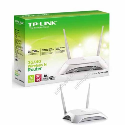 TP-Link 300Mbps 3G/4G  Wireless N Router